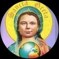 Greta Thunberg a 'szent'