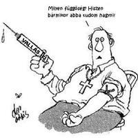 Vallási kábszer