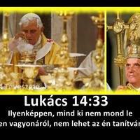 Nem lehet jézuskövető