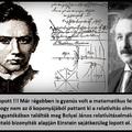 Albert Einstein lopott