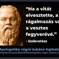 Kálvinista Apologetika a vitát elvesztette