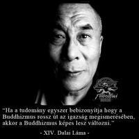 Buddhizmus képes a fejlődésre