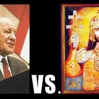 Kádár vs I.István király