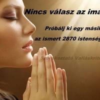 Imáidra választ várnál