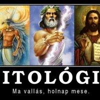 Ma vallás, holnap mese