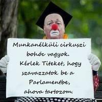 Parlamenti bohócok