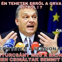 Árvízről Orbán tehet?