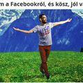Lelépés a Facebookról könnyű