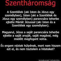 Szentháromság para
