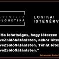 Kálvinista Apologetika logikátlansági példa