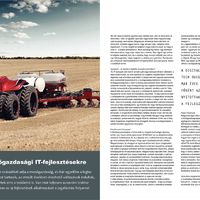 Agrotech az IT Businessben