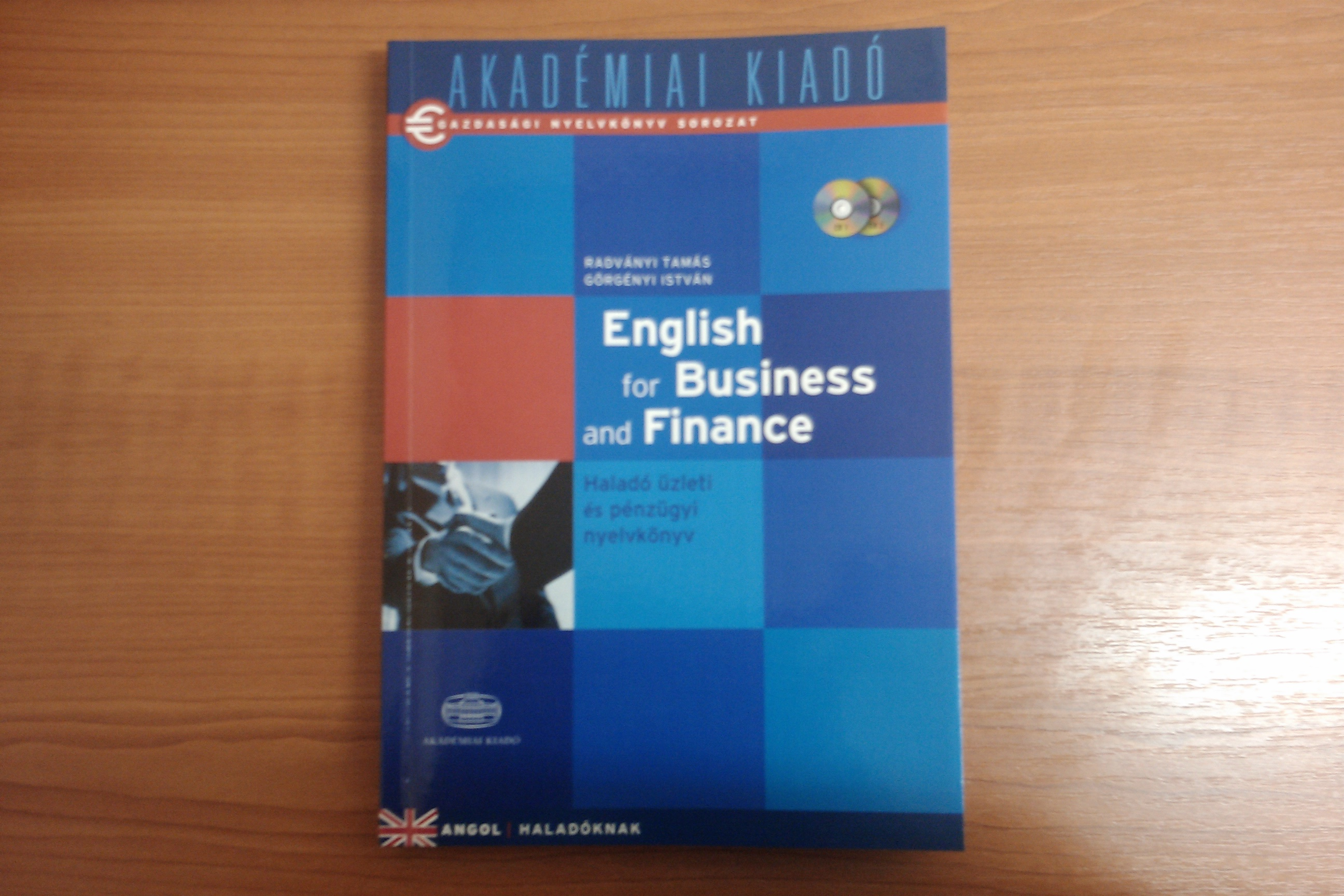 Könyvajánló: English for Business and Finance