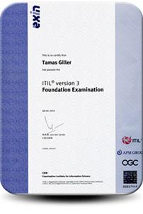 ITIL V3 Foundation - ITIL kialakulása