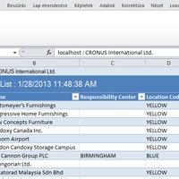 NAV 2013 Excel integráció továbbfejlesztések I.