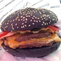 Undorító vagy ínycsiklandó a fekete burger?  #értékesötletek