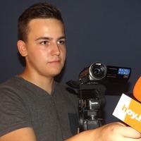 Alexnek 13 évesen saját híroldala volt, most országos magazint vezet #értékesötletek