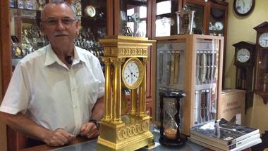 Carlo, az órásmester 32 éve alapította vállalkozását #értékesötletek