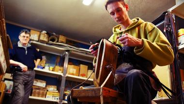 144 év, 5 generáció- Lenhardték a szíjgyártás mesterei  #értékesötletek