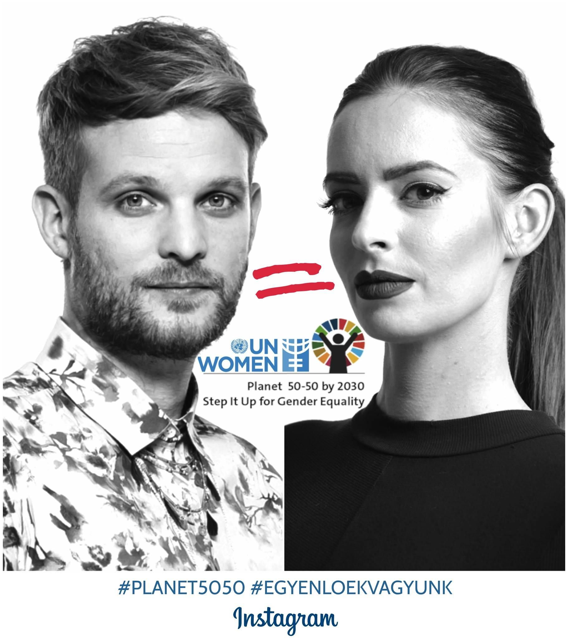 Tandi Flora és Puskás Peti kiáll az egyenlőségért! #értékesötletek