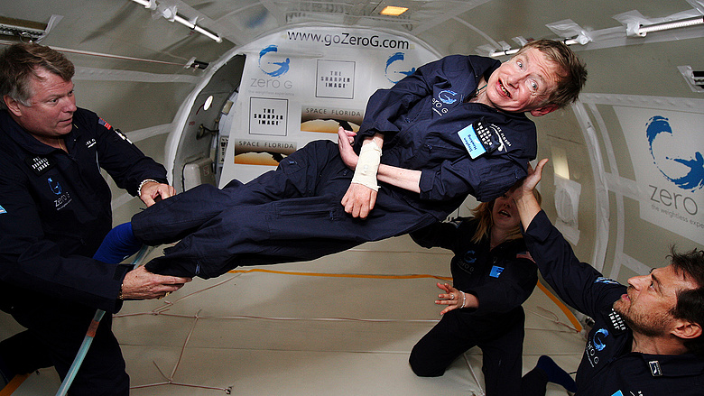 4 motiváló üzenet Stephen Hawkingtól, amit örökre magunkkal vihetünk! #értékesötletek