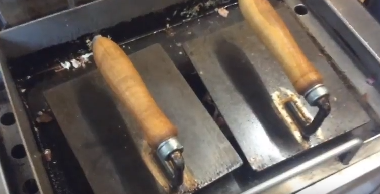 Így készül a vasalt szendvics! Brutál ízélmény! #értékesötletek