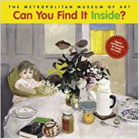 Can You Find It Inside?: Search And Discover For Young Art Lovers Ebook Rar