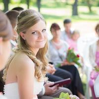 Judit és Gábor - esküvő