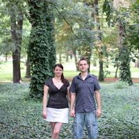 Anita és Ádám - jegyesfotó