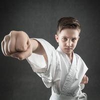Karate kölyök :)