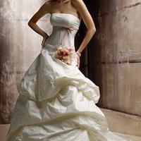 Menyasszonyi ruha trend mustra 2009.