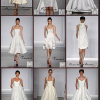 Meglepő újdonság a 2009-es esküvői ruhadivatban