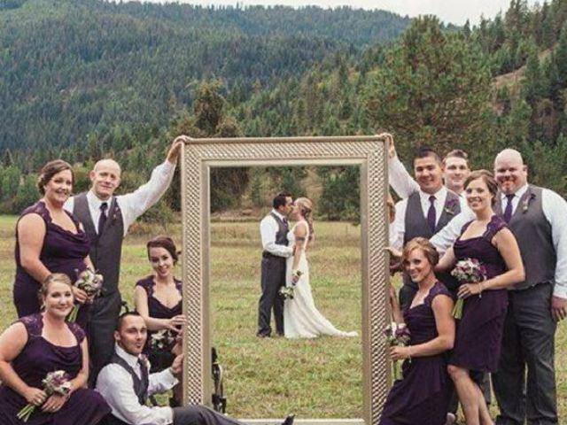 Kreatív esküvői fotó ötletek