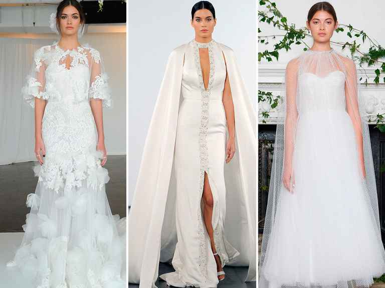 c91c27a063 10 menyasszonyi ruhatrend 2018-ban - Esküvő & Rendezvény