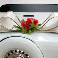 Autódekoráció - egyszerű, elegáns, limuzinos