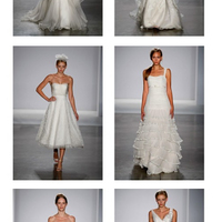 Menyasszonyi ruhák - Melissa Sweet