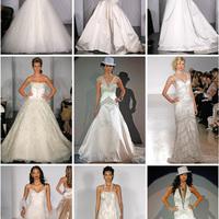 Menyasszonyi ruhák 2010