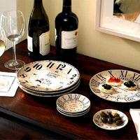 Asztaldekoráció a szilveszteri partyhoz