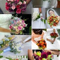 Menyasszonyi csokrok - Your Wedding company 1