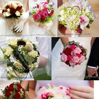 Menyasszonyi csokrok - Your wedding company 8