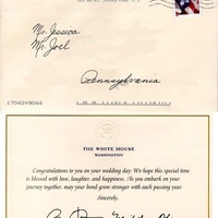 Ezt kapod ha meghívod az Amerikai elnököt az esküvődre