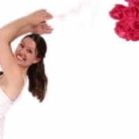 Esküvői zenék - csokordobás