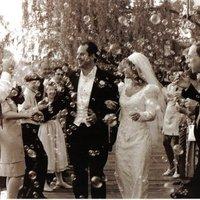 Buborékok az esküvőn