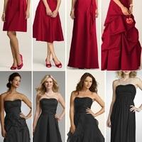 Koszorúslány ruhák: egyforma, de mégis más?
