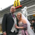 Esküvői torta a McDonald's-ból?
