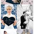 Elegáns párizsi esküvő