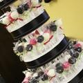 Esküvői torták nyalókából