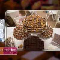EsküvőiTV - Desszertes asztalok az esküvőn
