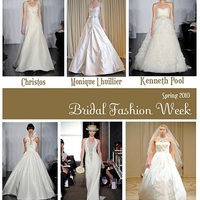 Menyasszonyi ruhák - 2010 tavaszi kollekció