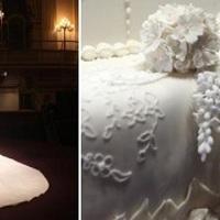 Kate Middleton menyasszonyi ruhája vonzotta a látogatókat a Buckingham Palotába