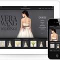Vera Wang esküvőtervező applikációt készített